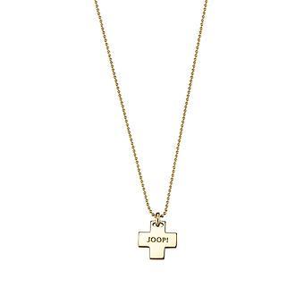 Joop vrouwen chain ketting zilver goud invloed op JPNL90712B420