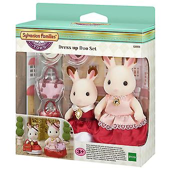Sylvanian Familie 6001 Dress up Duo Set New Town