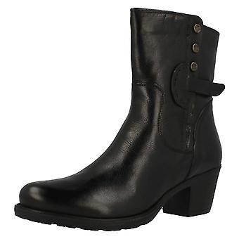 Damen Clarks klassische kurze Stiefel