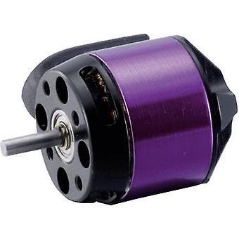 Model aircraft brushless motor A20-20 L EVO Hacker kV (RPM per volt): 1022 Turns: 20