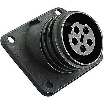 Bulgin PX0941/04/S 弾丸コネクタ スリーブ ソケット シリーズ (コネクタ): ピンのピクセルの合計数: 4 1 pc(s)