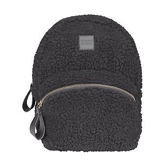 Urban classics - SHERPA mini back pack backpack black
