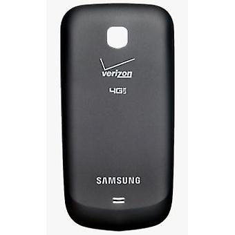 OEM Samsung SCH-i200 Galaxy Stellar 4G Standard Battery Door for Verizon - Negru