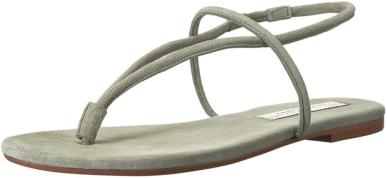 Chińskich pralni Kristin Cavallari kobiet wybić płaskie sandały yYYMO