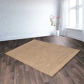 Pisa alfombras en Natural