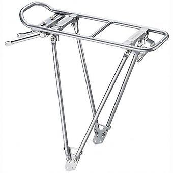 Racktime system rear carrier Foldit adjustable 26″ 28″ / / black, silver