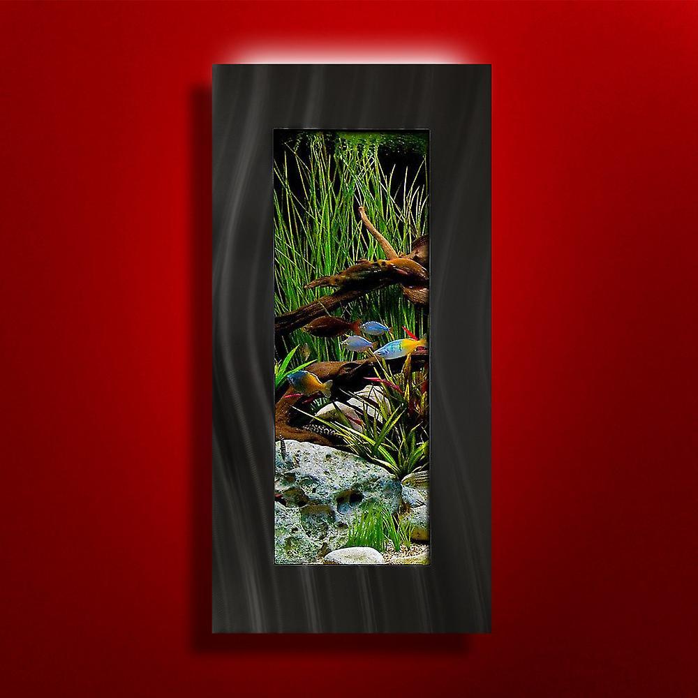 أحواض الأسترالي 2.0 الحائط حوض السمك--فيرتيكالي