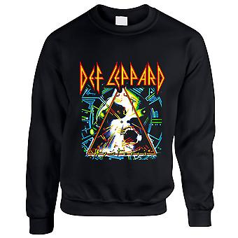Def Leppard-Hysteria Sweatshirt Sweatshirt