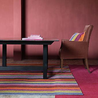 Genießen Sie Flachgewebe mehrfarbig Teppiche 216 001 990