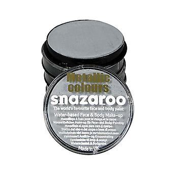 Snazaroo Silver 18ml make-up.