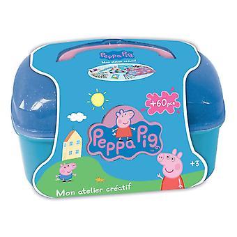 Peppa Pig My Creative Workshop Creative Accessories Kit 60-Piece (CPEP013)