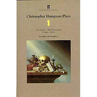 Christopher Hampton juega 1 - Eclipse Total; El filántropo; Savag