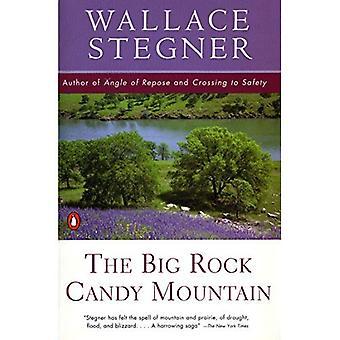 Le Big Rock Candy Mountain (Fiction américaine contemporaine)