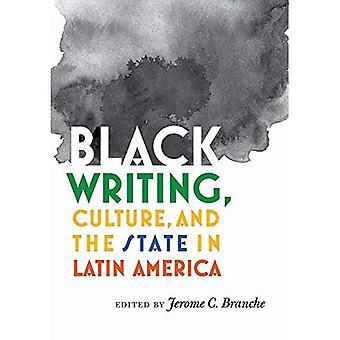Écriture noire, la Culture et l'état en Amérique latine