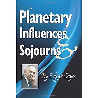 Influencias planetarias y estancias