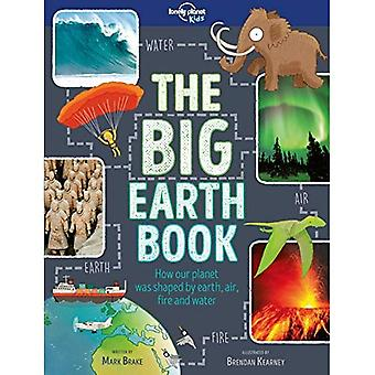 The Big Earth Book (Lonely�Planet Kids)