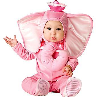 Sweet Elephant Toddler Costume