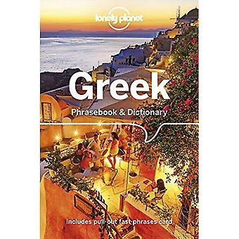 Lonely Planet Guide de conversation grec & Dictionary (guide de conversation)
