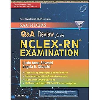 Saunders Q & A Review for� the NCLEX-RN Examination