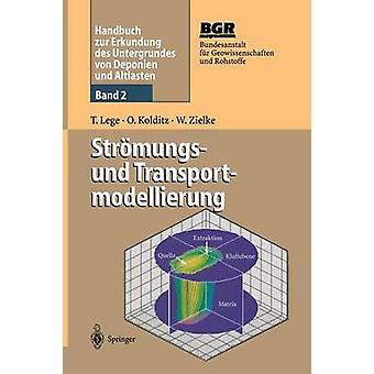 Handbuch Zur Erkundung Des Untergrundes Von Deponien Und Altlasten banda Stromungs 2 Und Transportmodellierung por Lege y Thomas