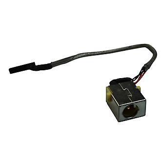 Acer Aspire M3-581TG-52466G52Mnkk Ersatz Laptop DC Buchse Sockel mit Kabel