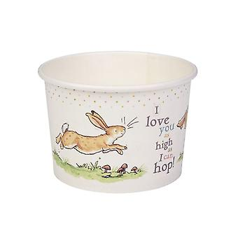 Guess How Much I Love You Treat Tubs x 8 Party Christening