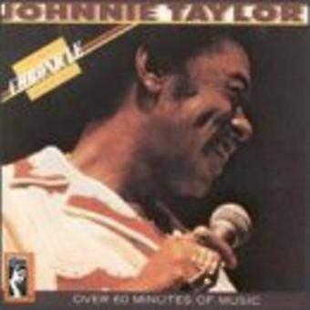 Johnnie Taylor - In Control [CD] USA import