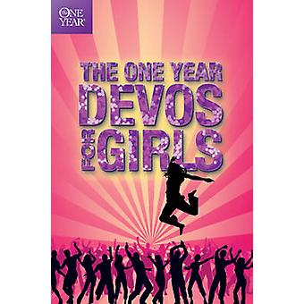 The One Year Book of Devotions for Girls - 9780842336192 Book