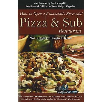 How to Open a Financially Successful Pizza and Sub Restaurant - Get Yo