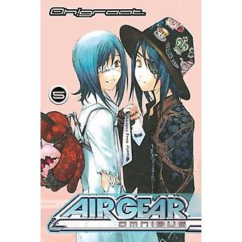 Air Gear Omnibus 5 by Oh! Great - 9781612624044 Book