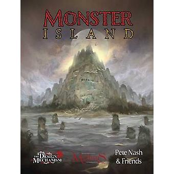 Monster Island - An Adventure Setting for Mythras by Pete Nash - 97819