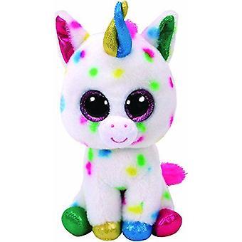 Ty Beanie Boos Harmonie the Unicorn Buddy 24cm