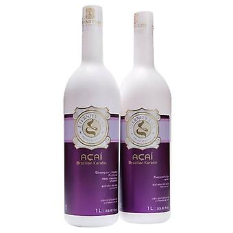 Eternity Liss Brazilian Acai Blow Dry Kit (2 x 1 Litre)
