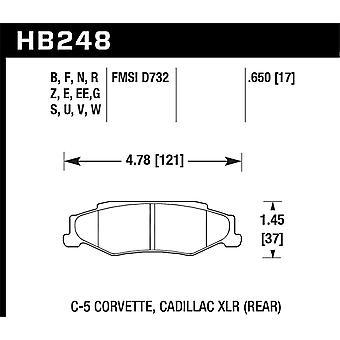 Hawk performance HB248B. 650 HPS 5,0