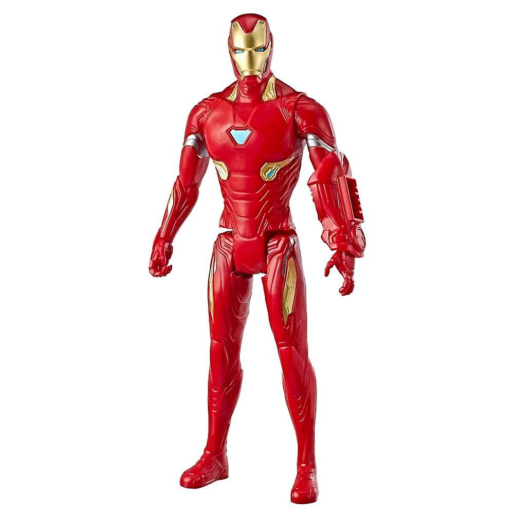 Marvel Avengers Iron Man slutet spel Titan hjälte 12 tums Action figur