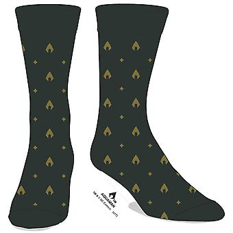 Dress Socks - Aquaman - Men's Dress New Licensed cr6v9hdco