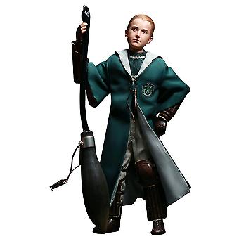 "Harry Potter Draco Malfoy Quidditch 12 ""1:6 Skala figura"