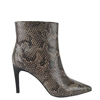 Ash BIANCA BIS Boots Snake Print Leather