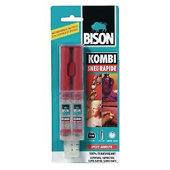 Bison 2-component epoxy adhesive (DIY , Hardware)