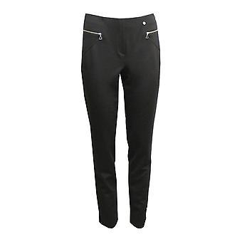 ROBELL Robell Trousers Mimi 52476 54501 90 Black