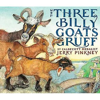 The Three Billy Goats Gruff by Jerry Pinkney - 9780316341578 Book
