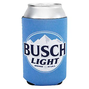 Busch Light Logo Neoprene Can Cooler