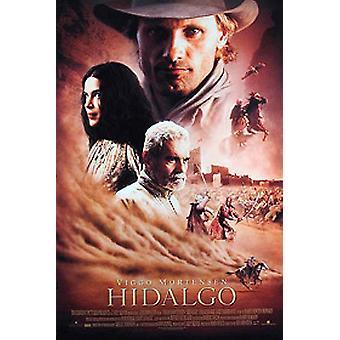 هيدالغو (الوجهين الدولي) ملصق السينما الأصلي