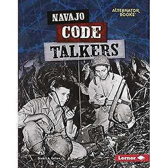 Navajo Code praters (Heroes of World War II)