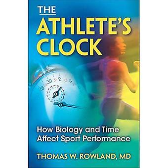 Horloge du sportif: comment biologie et temps affectent les performances