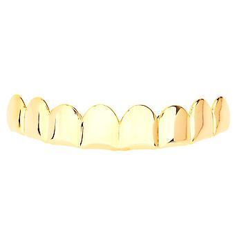 Grillz - gold - one size fits all - TOP TEETH 8