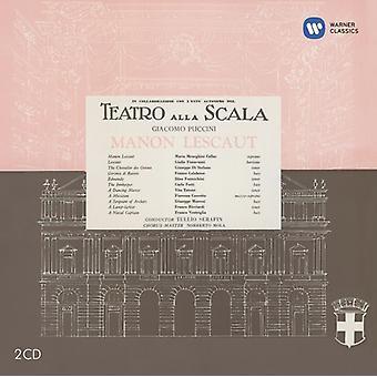 Puccini/Callas - Manon Lescaut [CD] USA import