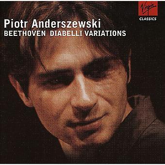 Piotr Anderszewski - Beethoven: Diabelli Variations [CD] USA import