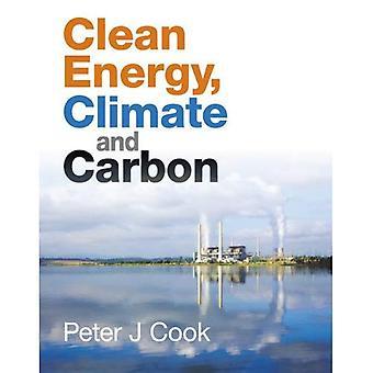 Schone energie, klimaatverandering en Carbon