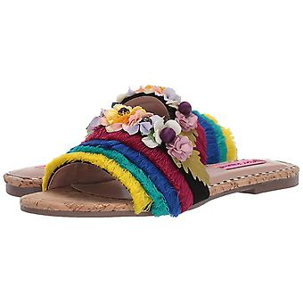 Betsey Johnson naiset ' s Bloomer Sandal